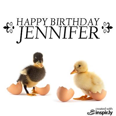 Birthday Happy Birthday chicks