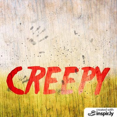 Templates Creepy