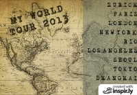My World Tour 2013